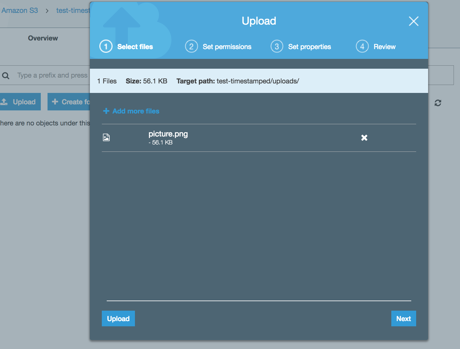Integrate OpenTimestamps on S3 cloud storage - Eternity Wall Blog